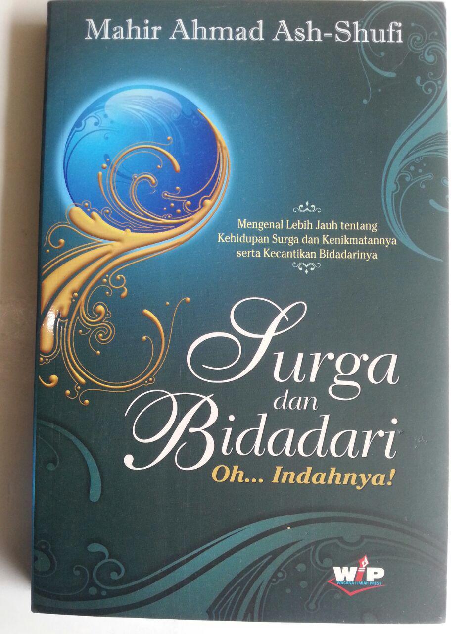 Buku Surga Dan Bidadari Oh... Indahnya cover 2