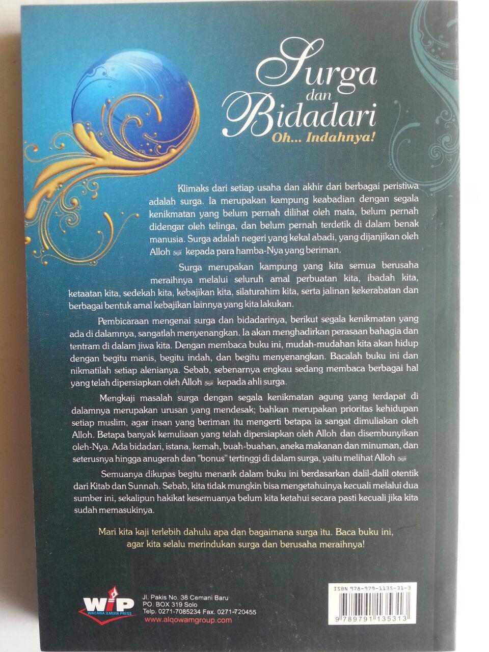 Buku Surga Dan Bidadari Oh... Indahnya cover