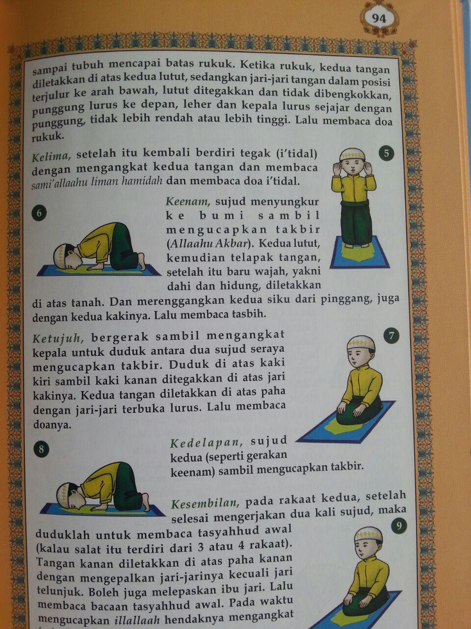 Al-Quran Juz Amma Tajwid At-Tartil Arab-Latin-Terjemah B5 HC isi 5