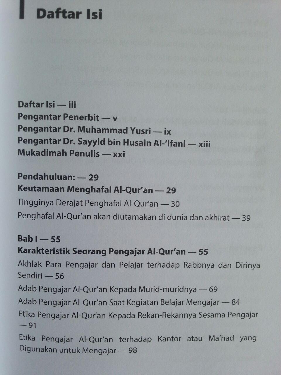 Buku Adab-Adab Halaqah Al-Qur'an Belajar Dari Tradisi Ulama isi 2