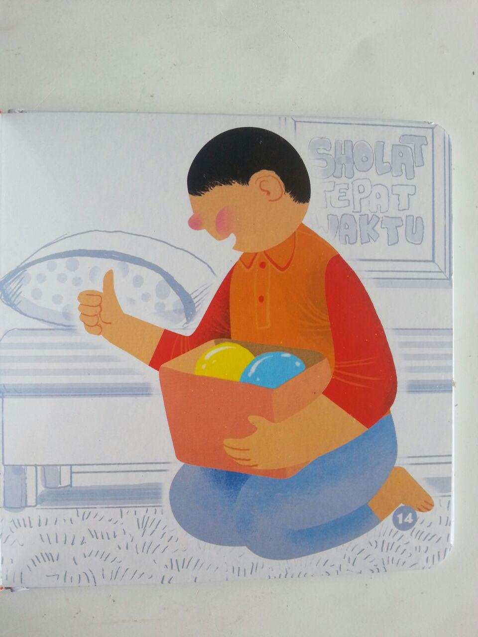 Buku Anak Boarbook Kakak Tercinta isi 2