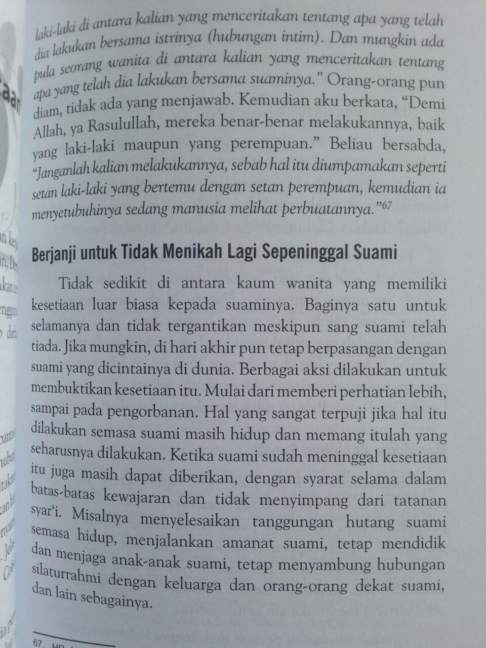 Buku Dosa-Dosa Yang Digemari Wanita Indonesia isi 3