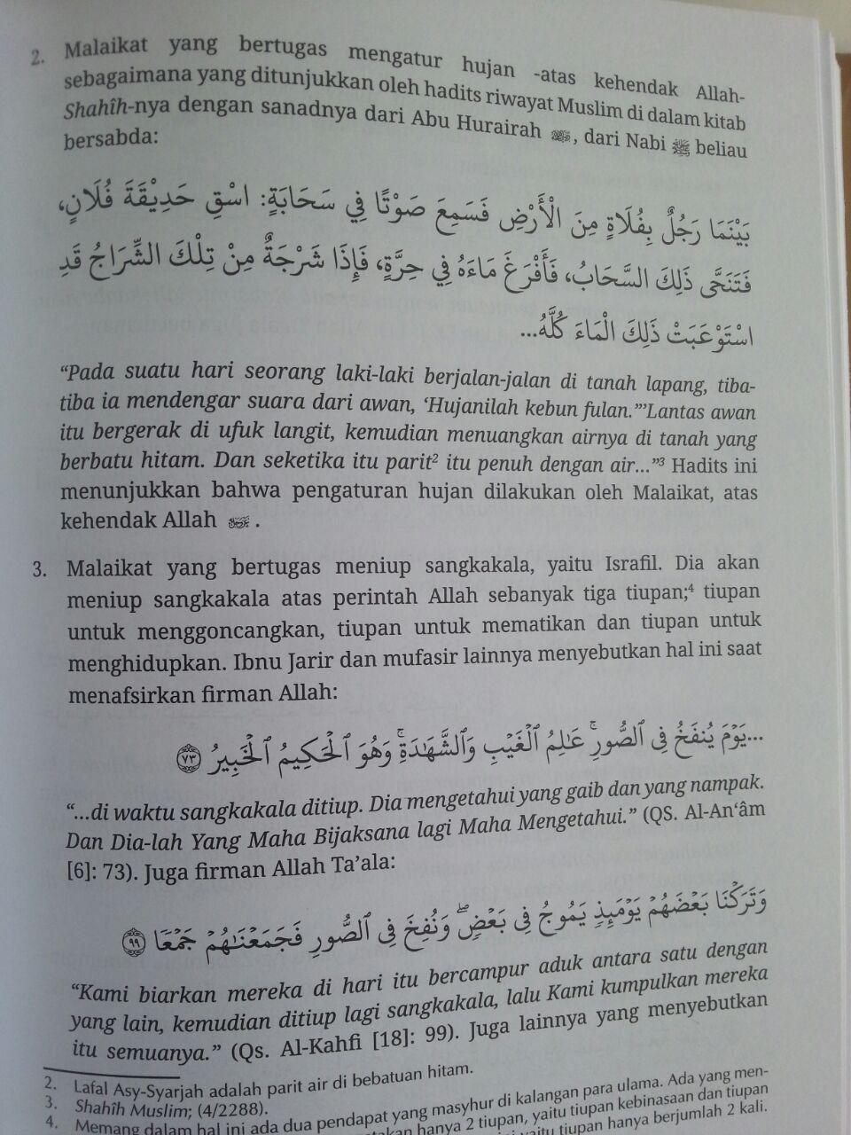 Buku Kitab Tauhid Syaikh Fauzan isi 4