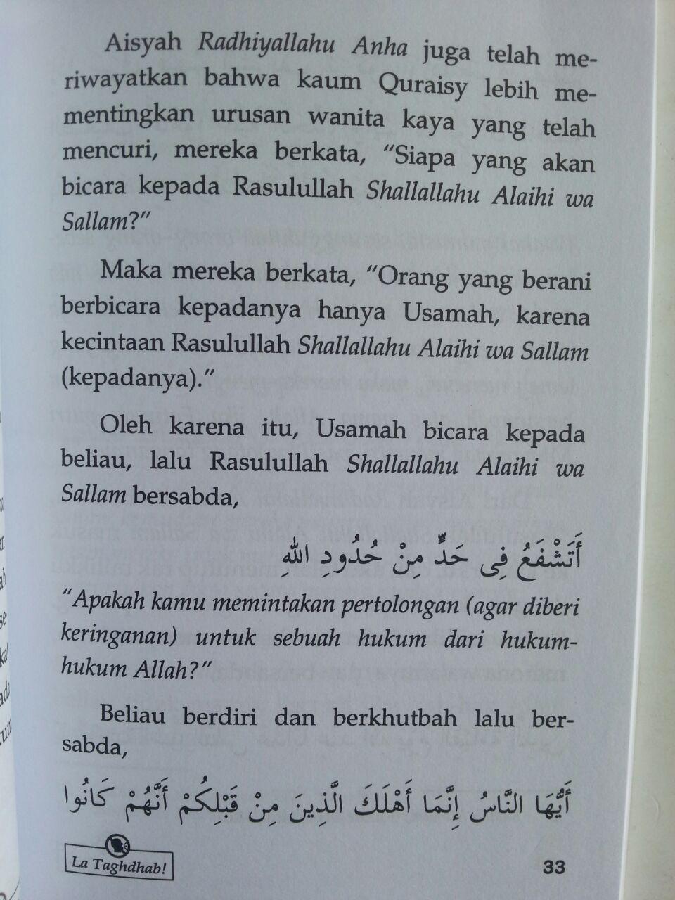 Buku La Taghdhab Metode Nabi Dalam Mengobati Marah isi 3