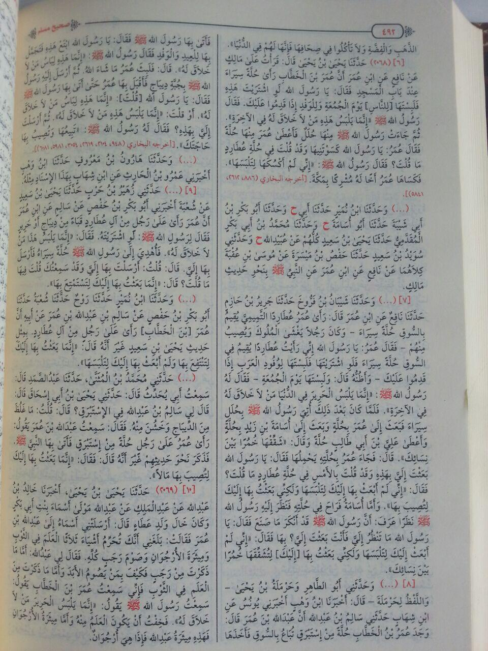 Kitab Shahih Muslim isi 3