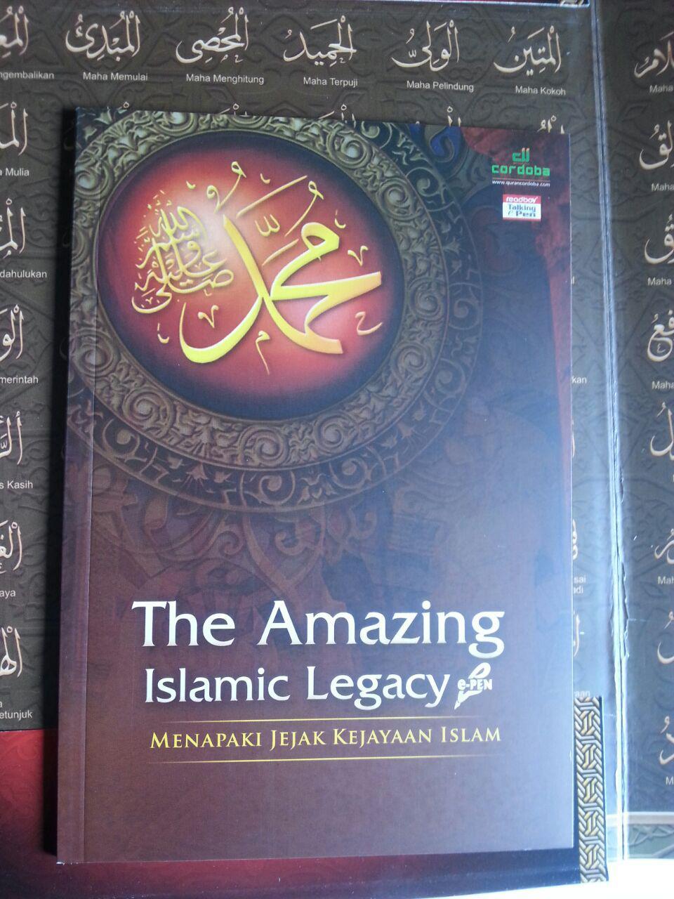 Al-Qur'an Amazing Rujukan Terlengkap 33 Tuntunan Untuk Hidup cover