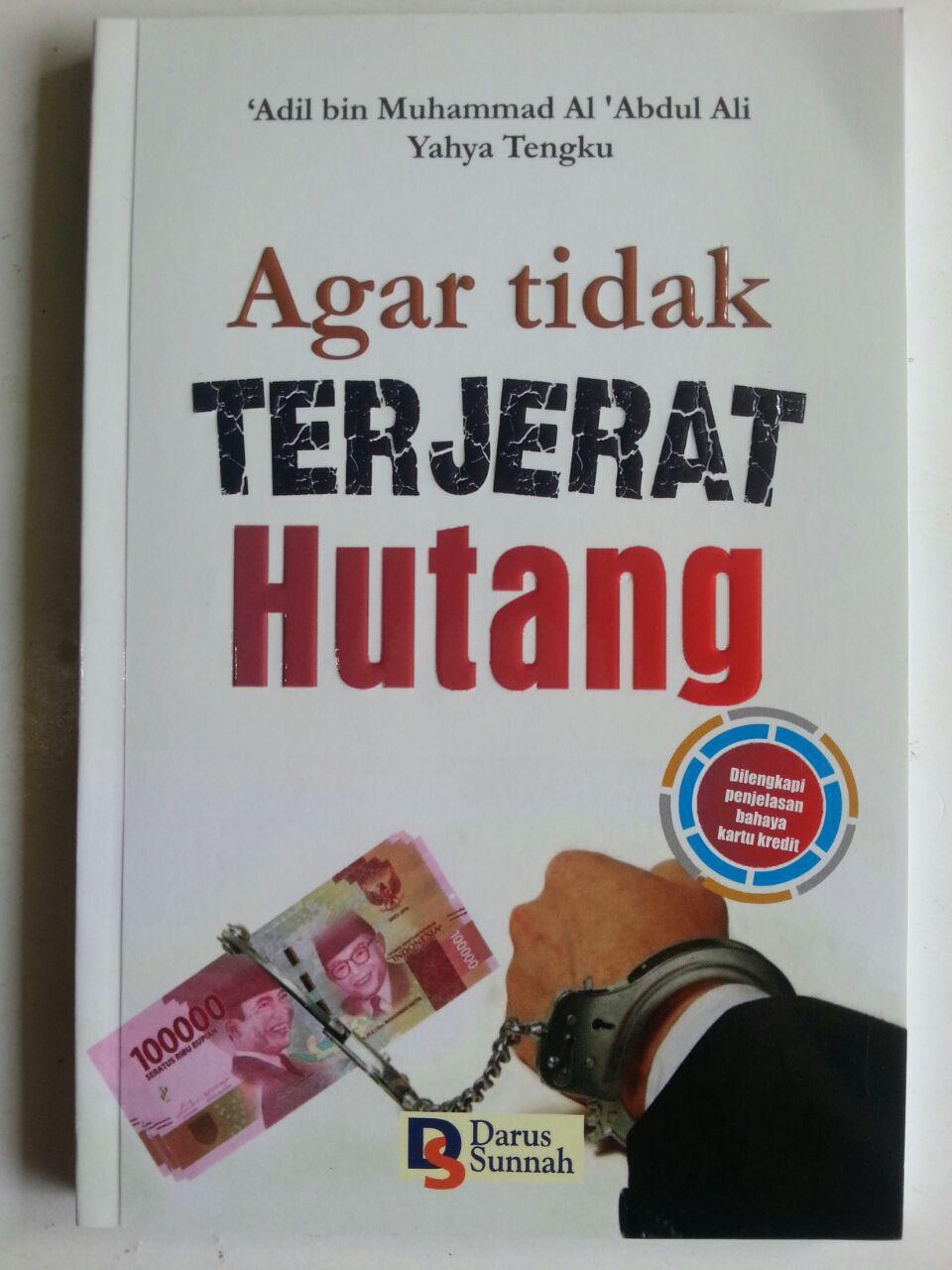 Buku Agar Tidak Terjerat Hutang Plus Penjelasan Bahaya Kartu Kredit cover 2