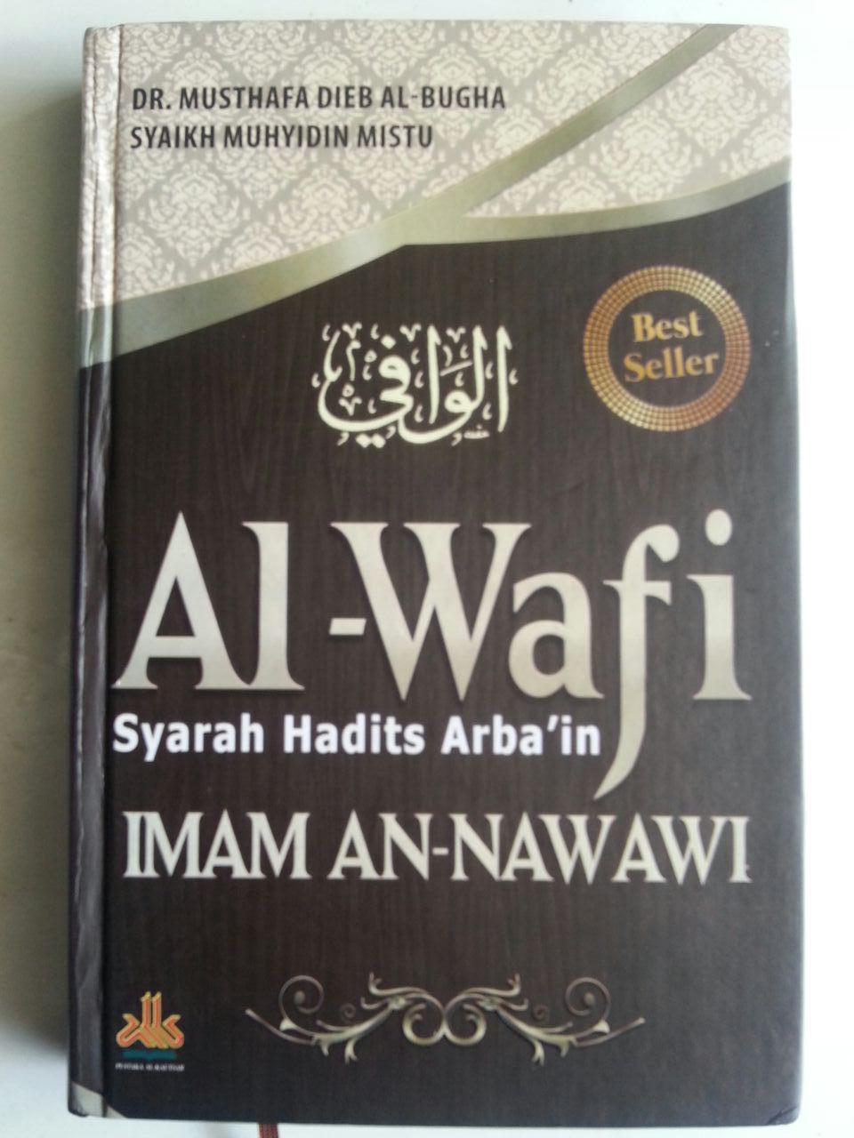 Buku Al-Wafi Syarah Hadits Arbain Imam An-Nawawi cover 2