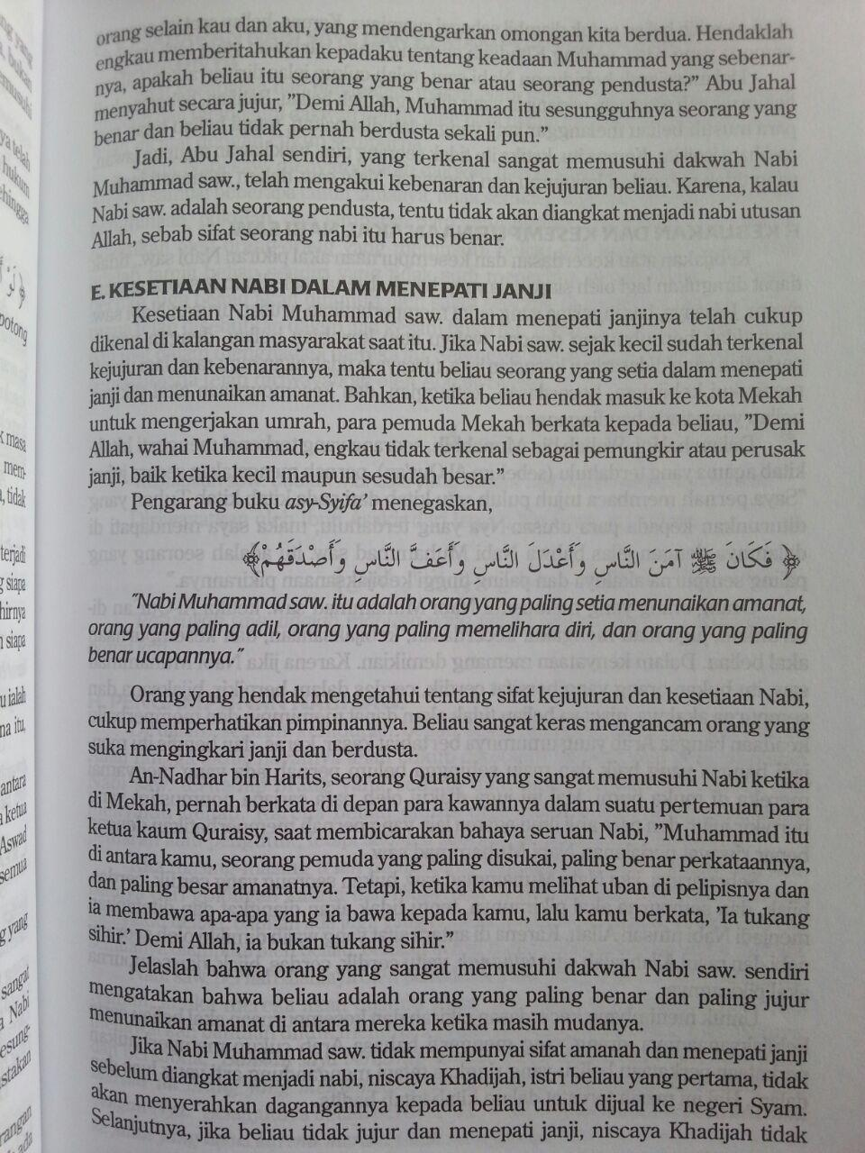 Buku Kelengkapan Tarikh Nabi Muhammad Set 3 Jilid isi