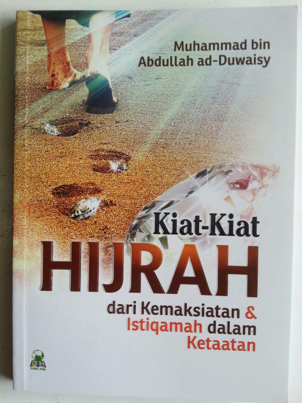 Buku Kiat-Kiat Hijrah Dari Kemaksiatan Kemudian Istiqomah Dalam Ketaatan cover 2