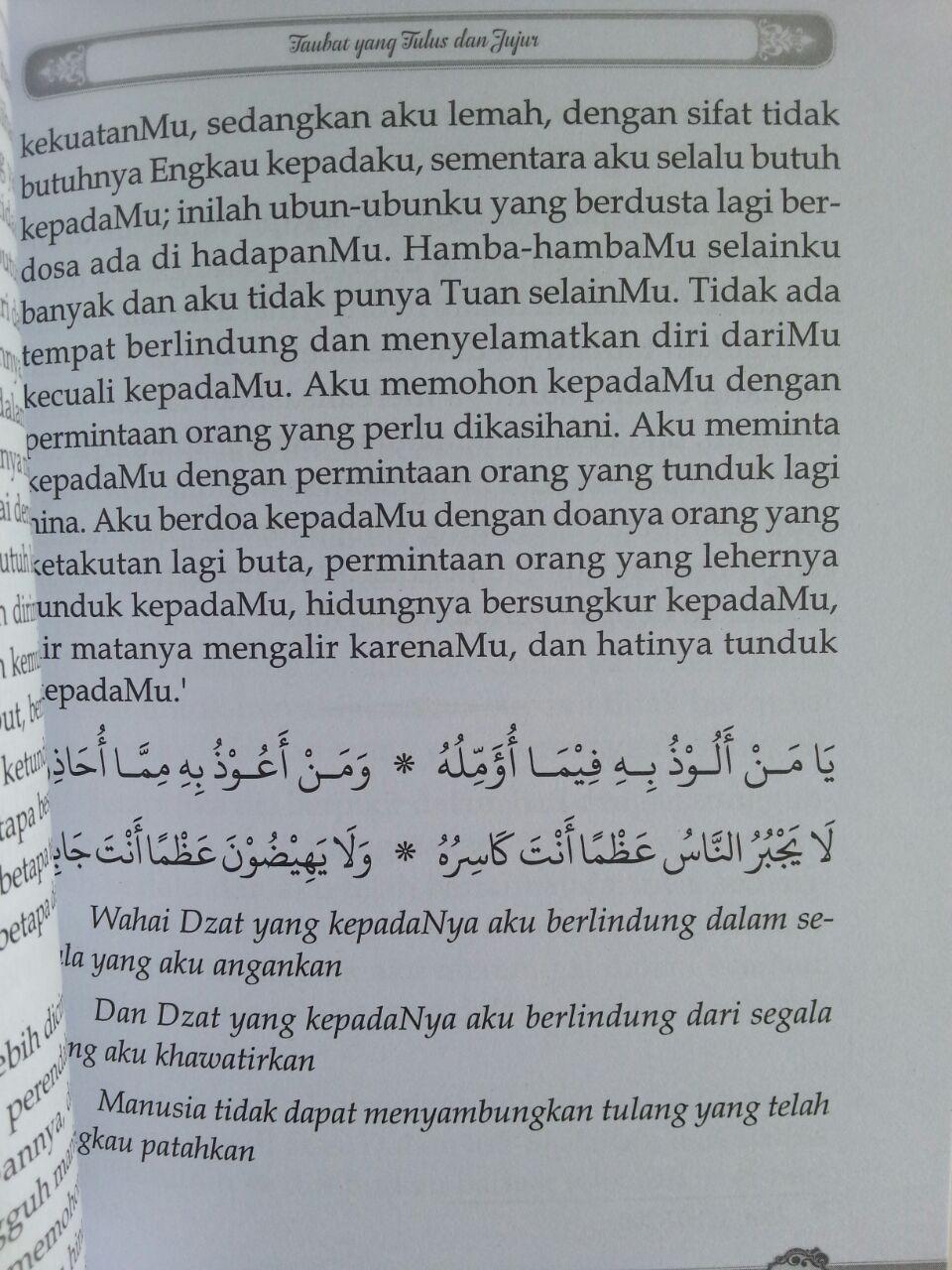 Buku Kiat-Kiat Hijrah Dari Kemaksiatan Kemudian Istiqomah Dalam Ketaatan isi 3