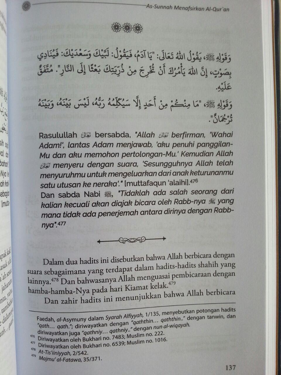 Buku Syarh Al-Aqidah Al-Wasithiyyah Dari Perkataan Ibnu Taimiyyah isi 3