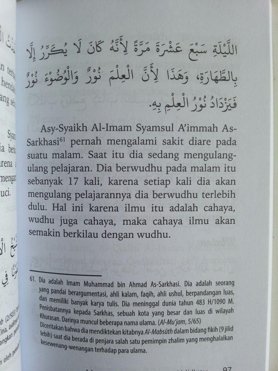 Buku Ta'lim Al-Muta'allim Wasiat Terkait Adab Akhlak Menuntut Ilmu isi 3