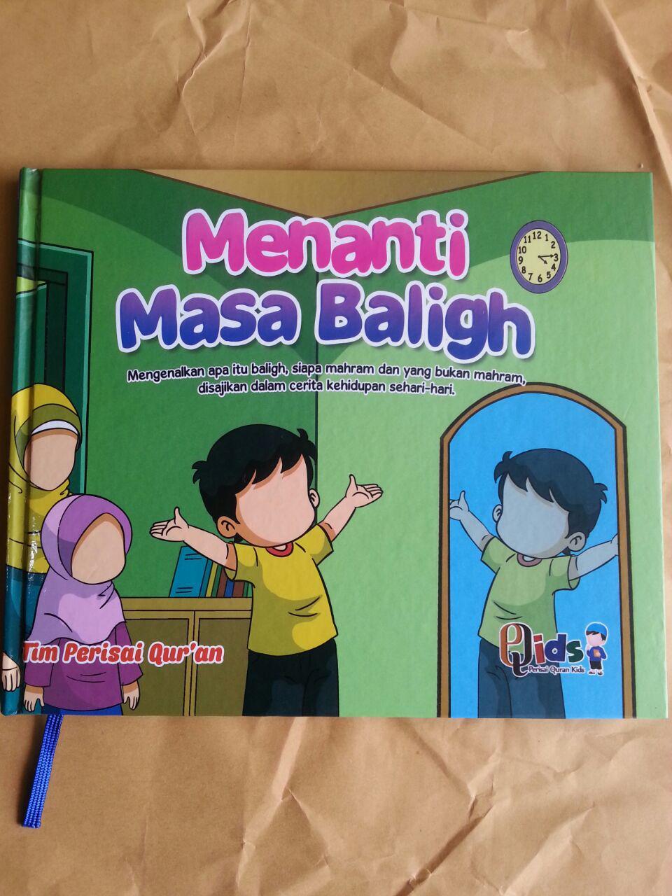 Buku Anak Menanti Masa Baligh Mengenalkan Baligh Mahram Dalam Cerita cover 2