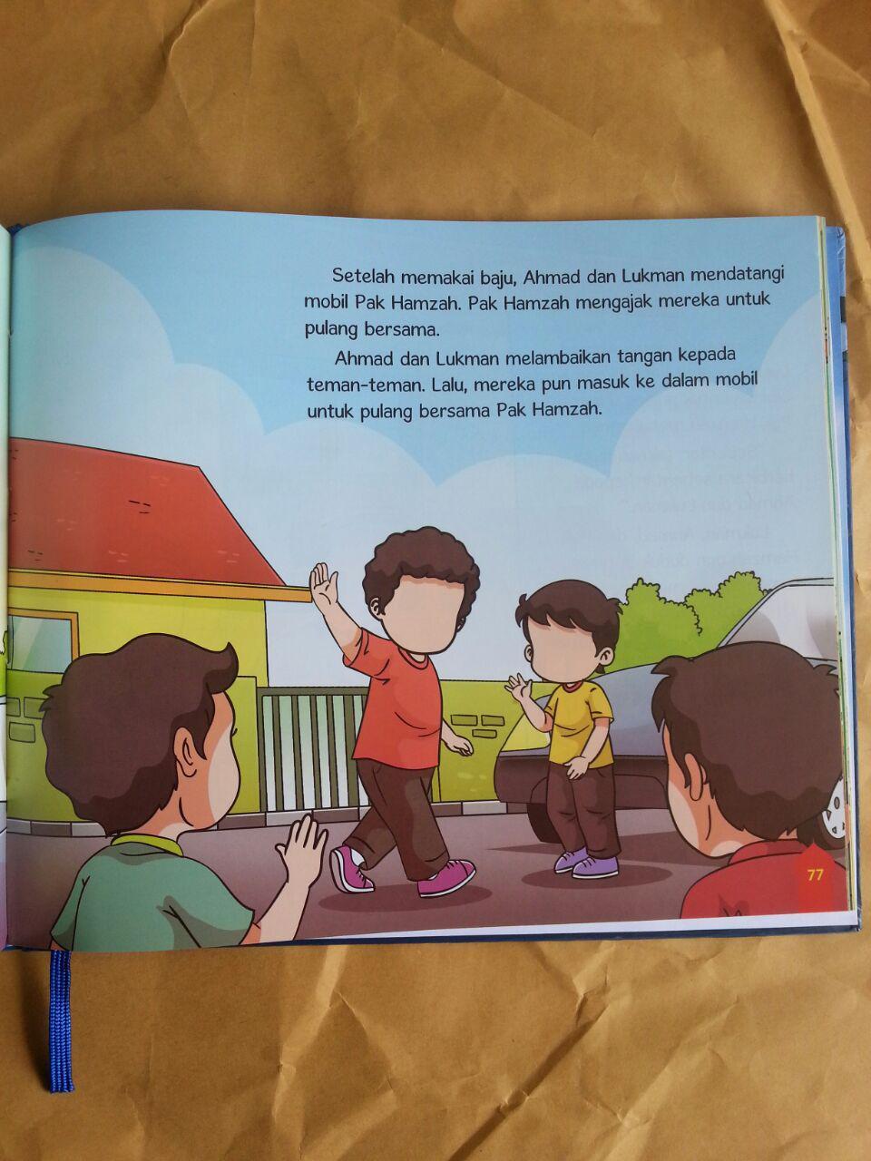 Buku Anak Menanti Masa Baligh Mengenalkan Baligh Mahram Dalam Cerita isi 3