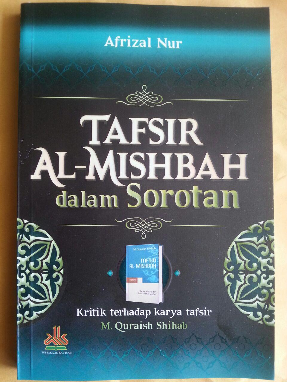 Buku Tafsir Al-Mishbah Dalam Sorotan cover 2