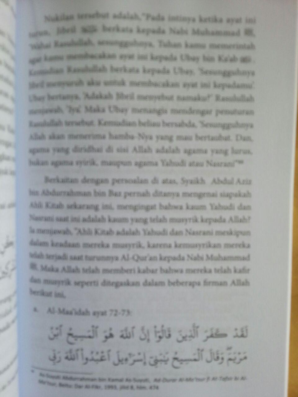 Buku Tafsir Al-Mishbah Dalam Sorotan isi 3