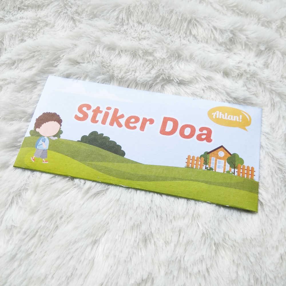 Stiker Doa Ahlan 1