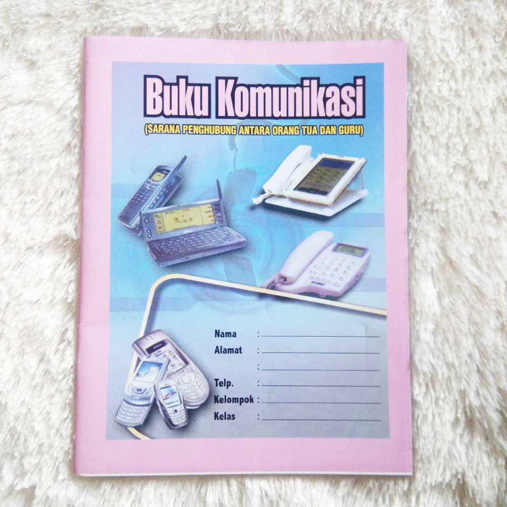 Buku Komunikasi Sarana Penghubung Antara Orang Tua Dan Guru 1