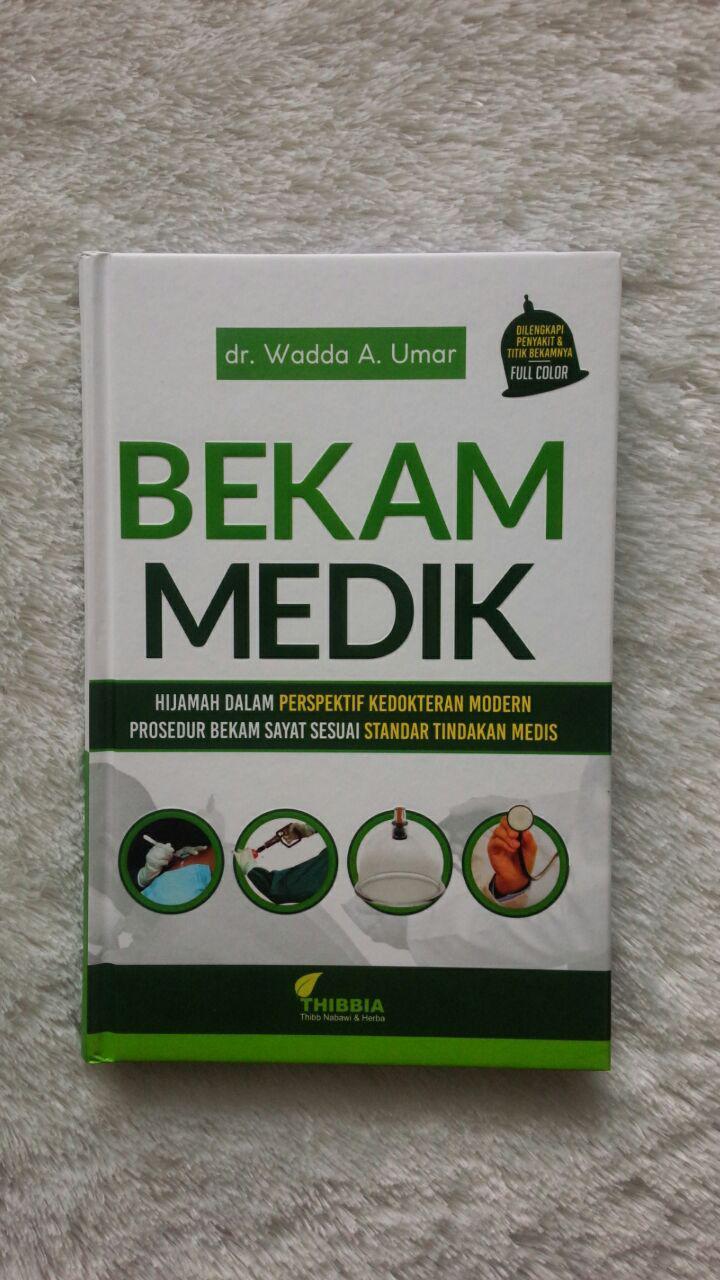 buku bekam medik
