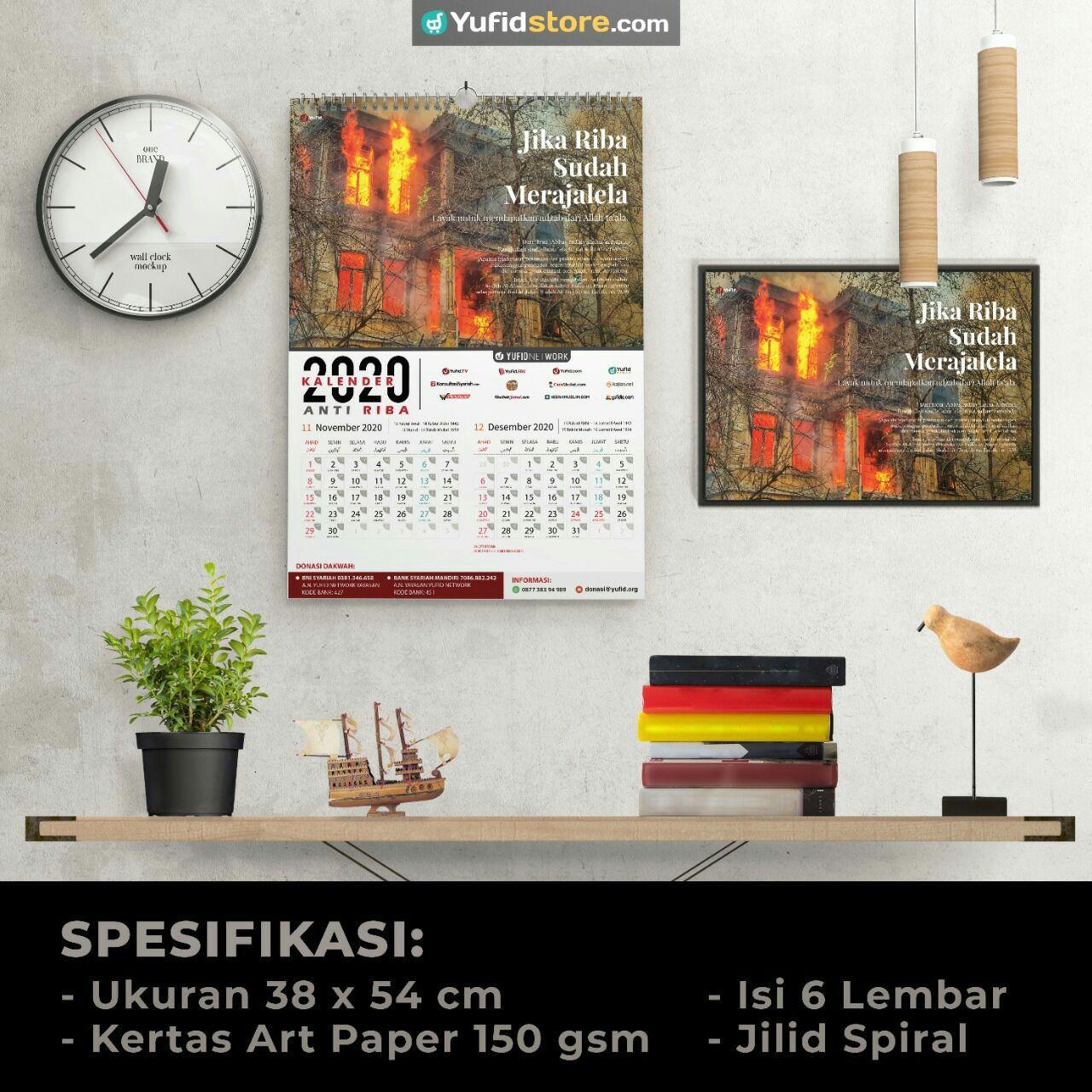 Kalender Yufid 2020