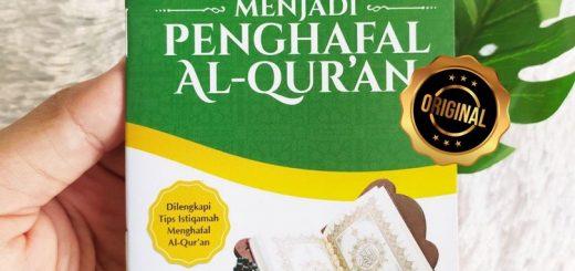 Buku Saku Langkah Mudah Menjadi Penghafal Al-Quran Dilengkapi Tips