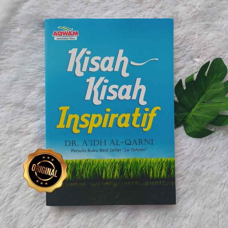 Buku Kisah-Kisah Inspiratif Motivatif Sekaligus Menghibur