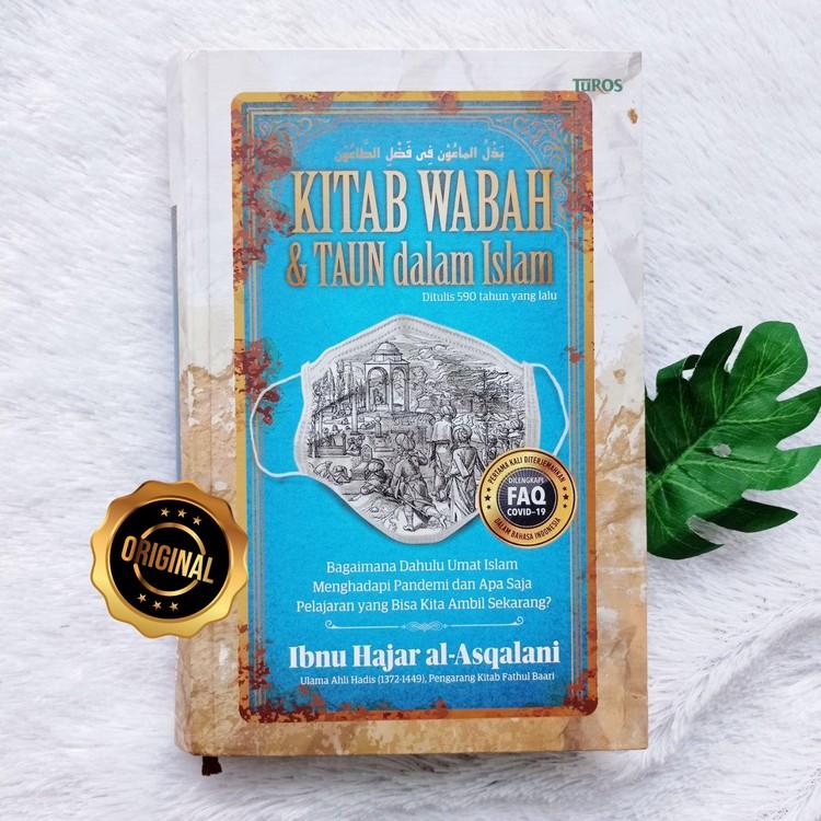 Buku Kitab Wabah Dan Taun Dalam Islam Pelajaran Yang Bisa Kita Ambil