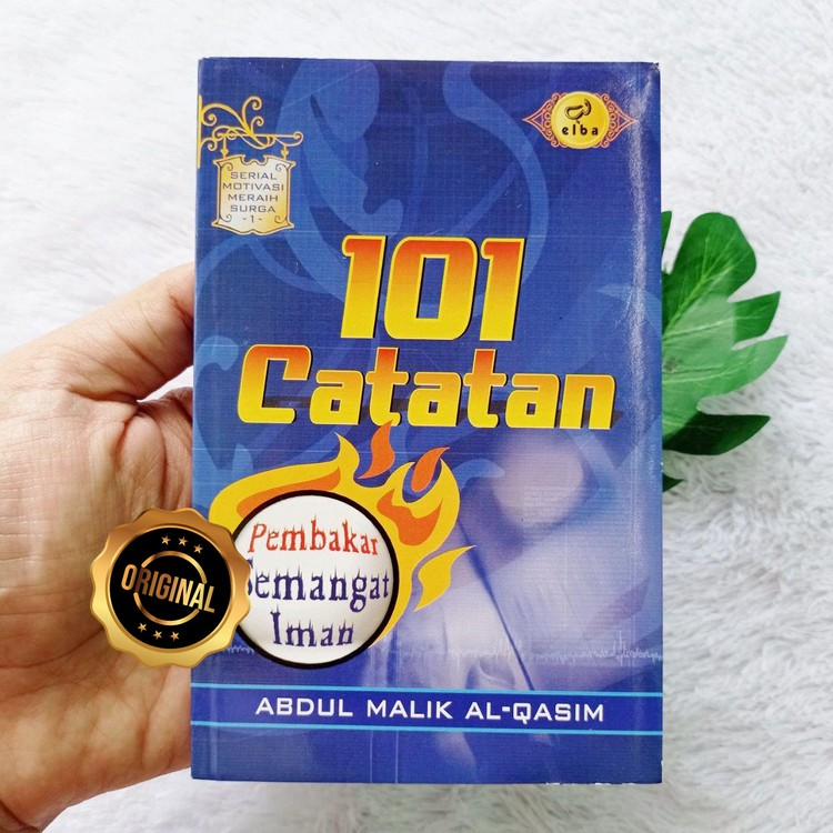 Buku Saku 101 Catatan Pembakar Semangat Iman