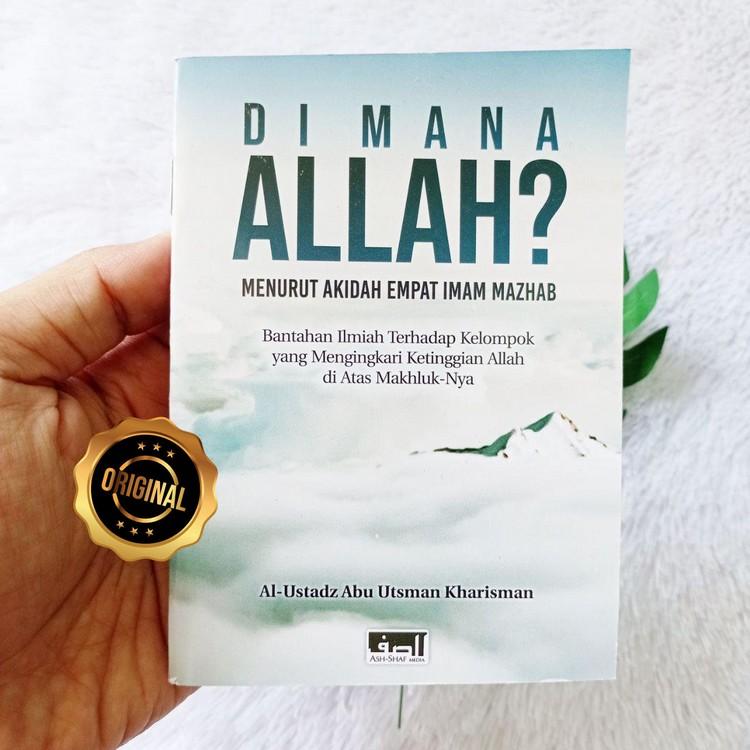 Buku Saku Di Mana Allah Menurut Akidah Empat Imam Mazhab