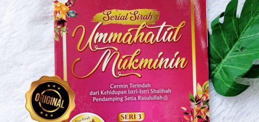 Buku Serial Sirah Ummahatul Mukminin Seri 3 Cermin Terindah