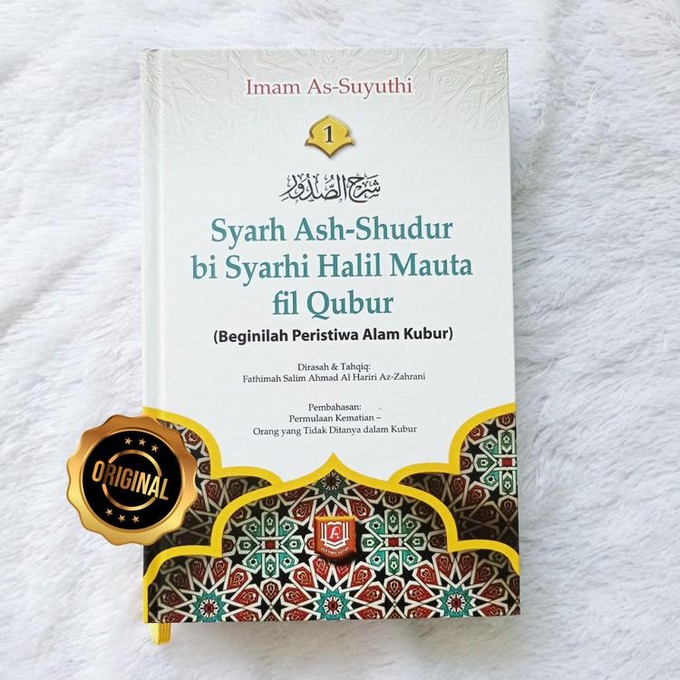 Buku Syarh As-Shudur Fi Halil Mauta Fil Qubur Peristiwa Alam Kubur 2 Jilid
