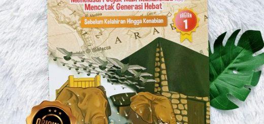 Buku Nabiku Teladanku Jejak Nabi Muhammad Perdamaian Hingga Kemenangan