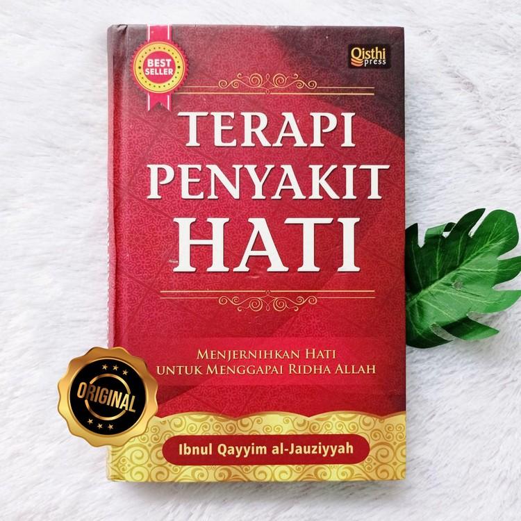Buku Terapi Penyakit Hati Menggapai Ridha Ilahi