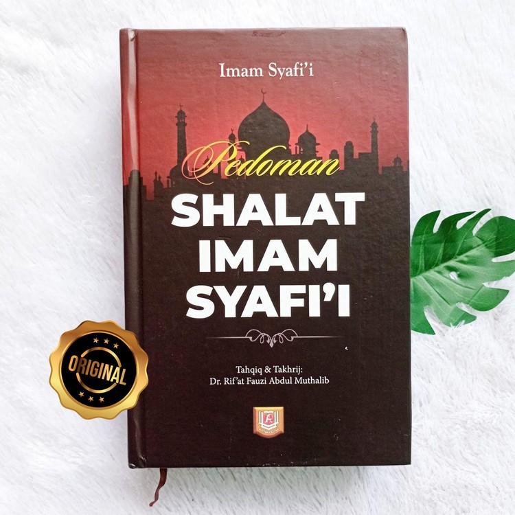 Buku Pedoman Shalat Imam Syafi'i