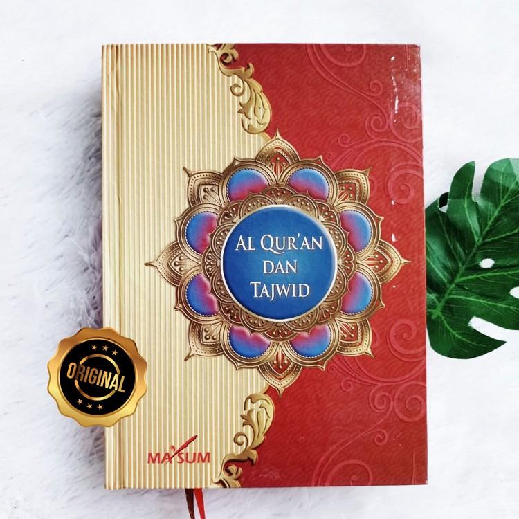 Al-Qur'an Dan Tajwid Lokal Ukuran B6 Tanpa Terjemah Ma'sum
