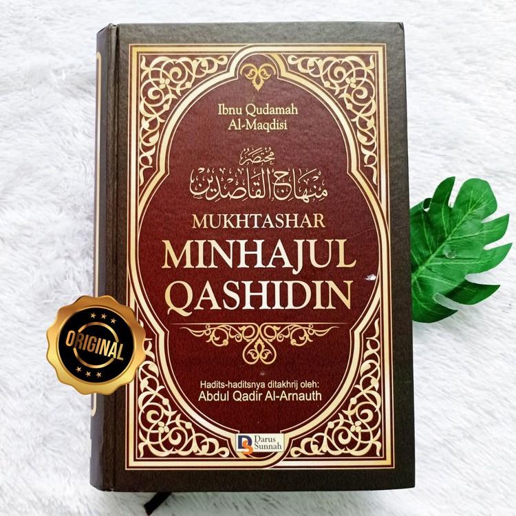 Buku Mukhtashar Minhajul Qashidin