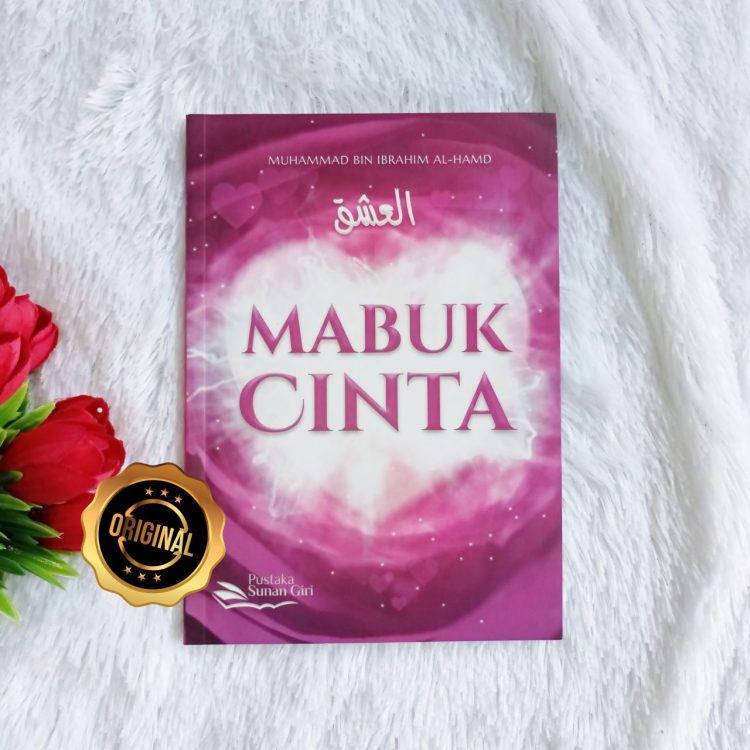 Buku Al 'Isyq Mabuk Cinta