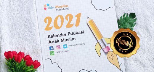 Kalender Masehi Edukasi Anak Muslim 2021