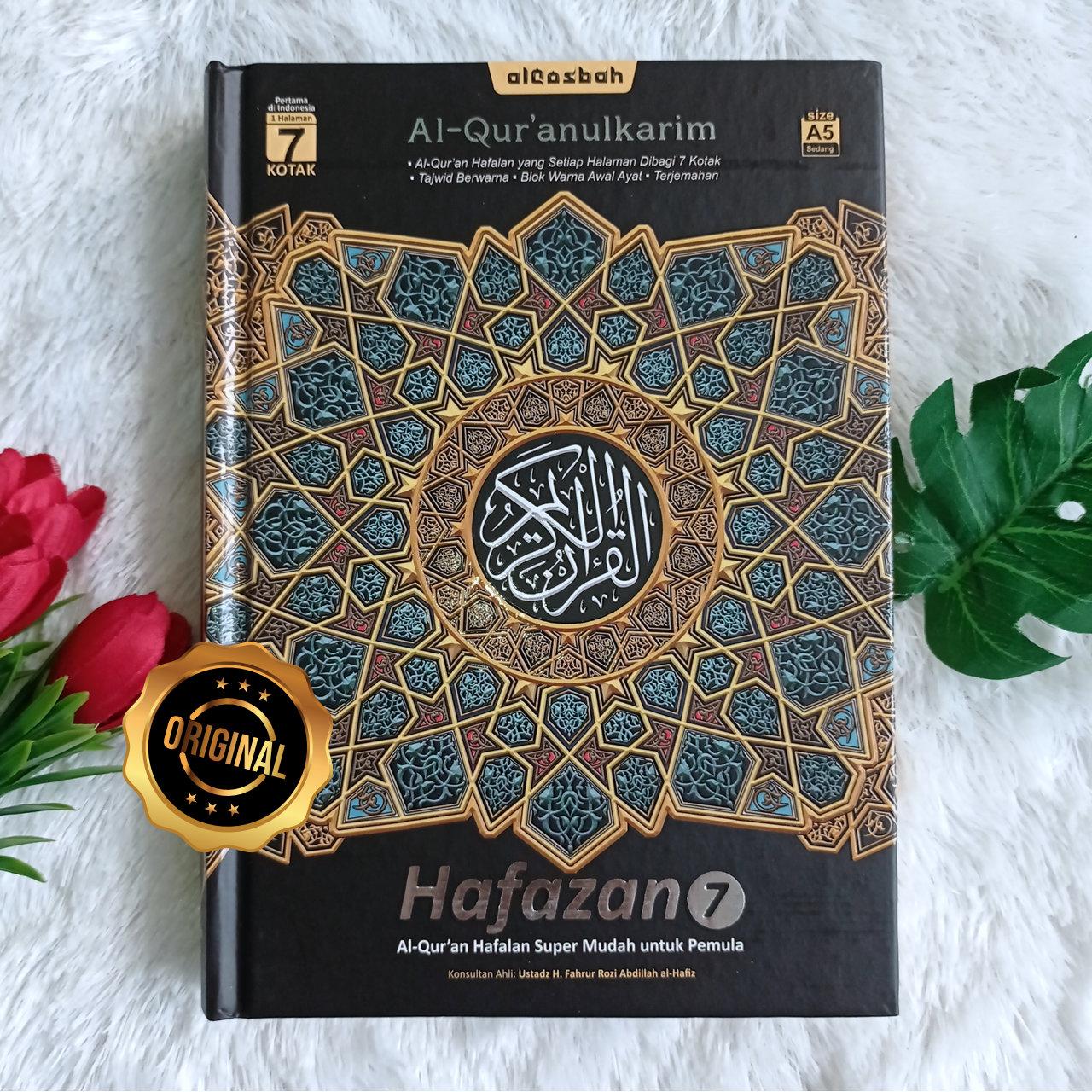 Al-Qur'an Hafalan Super Mudah Untuk Pemula Hafazan 7 Ukuran A5