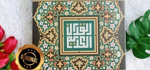 Al-Qur'an Hafalan Terjemah Dan Tajwid Warna Al-Itqan Per 3 Juz A5