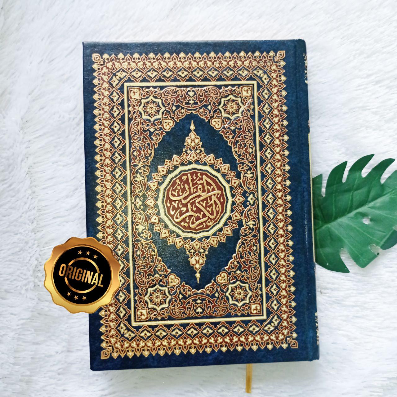 Al-Qur'an Mushaf Impor Tanpa Terjemah Darus Salam A5