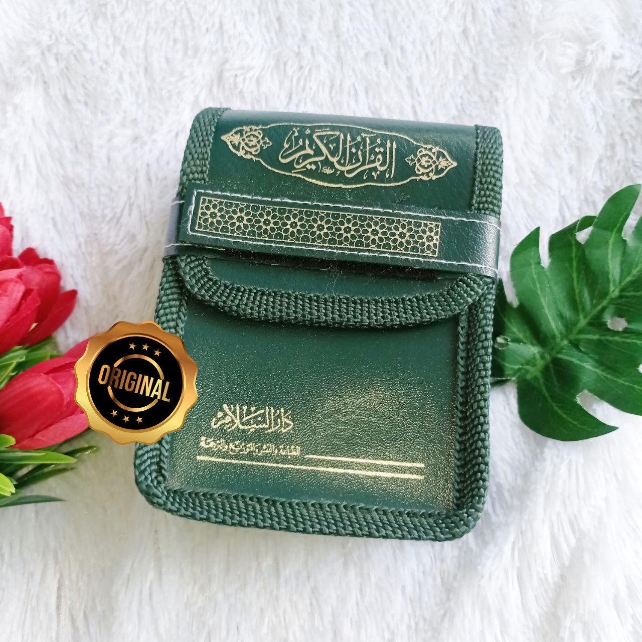 Al-Qur'an Per Juz Impor Dompet Ukuran B7