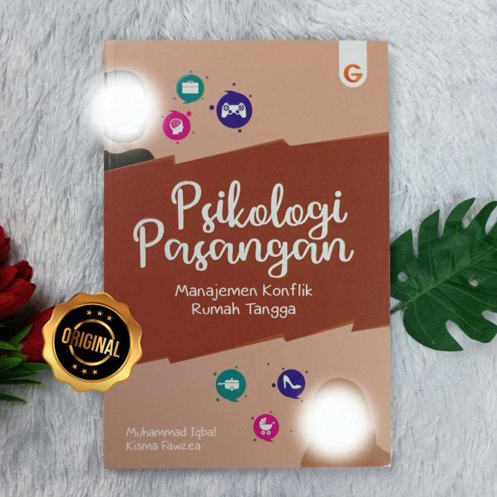 Buku Psikologi Pasangan Manajemen Konflik Rumah Tangga