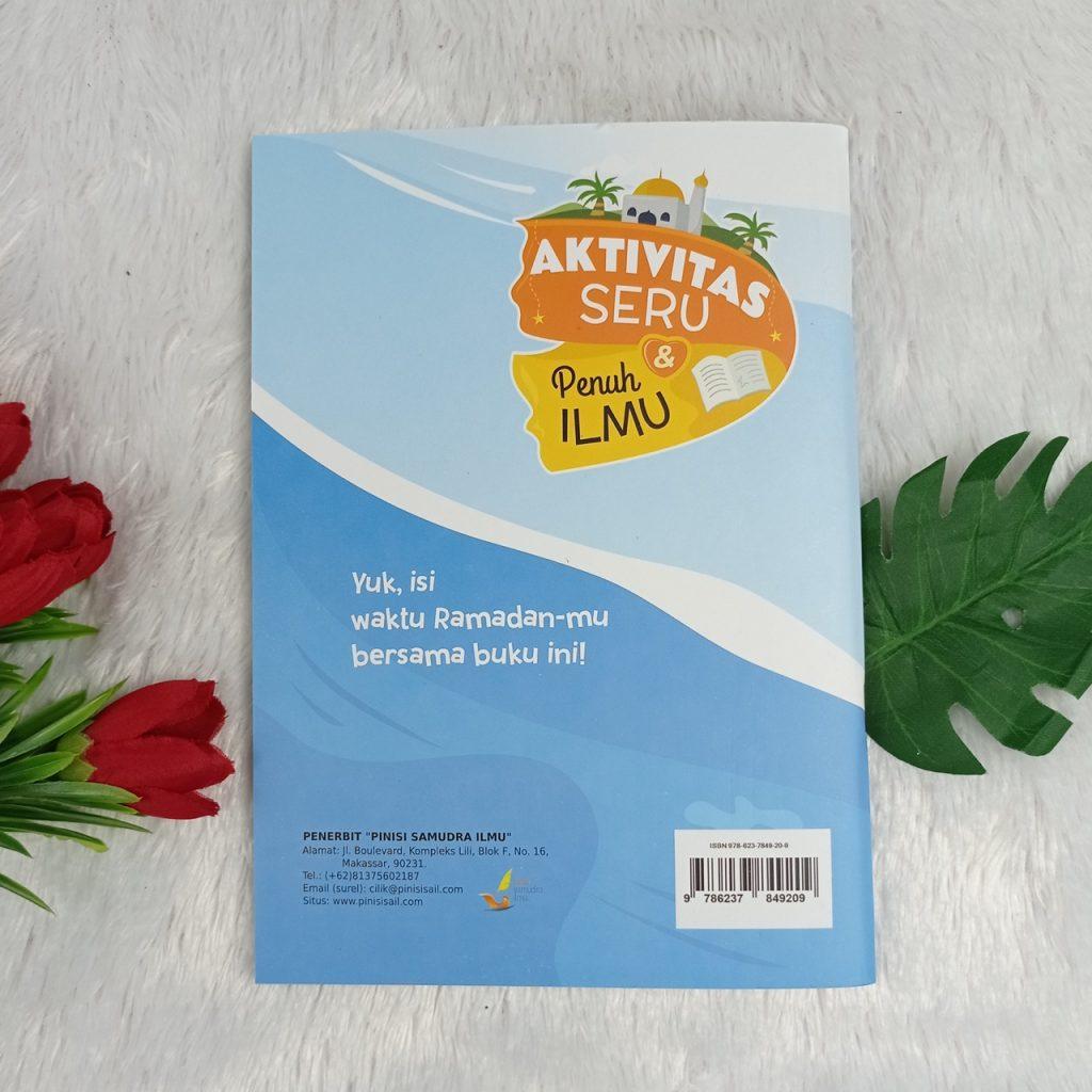 Buku Anak Aktivitas Seru Dan Penuh Ilmu