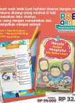 Buku Anak Menulis Sambil Menghafal Doa Sehari-Hari 1