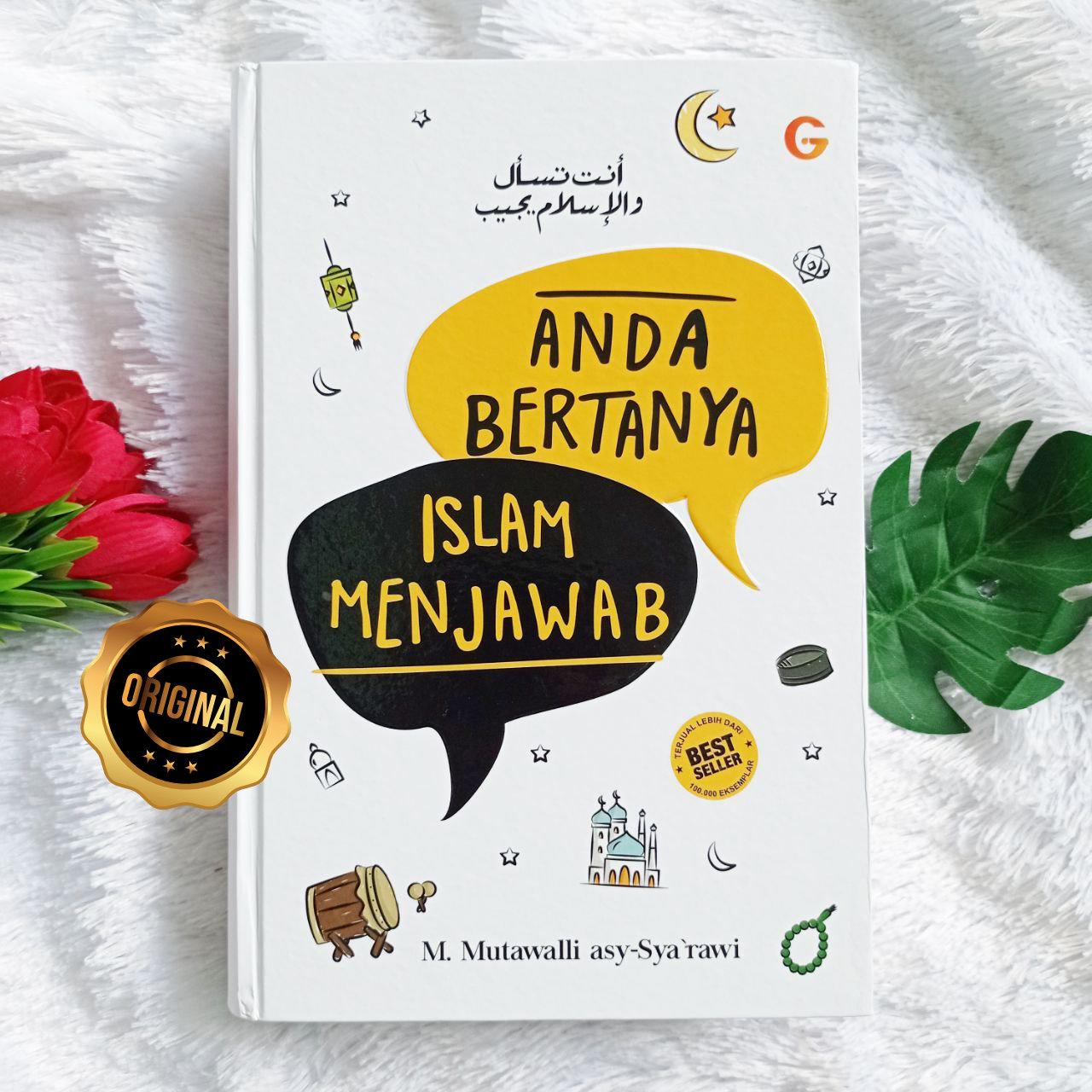Buku Anda Bertanya Islam Menjawab