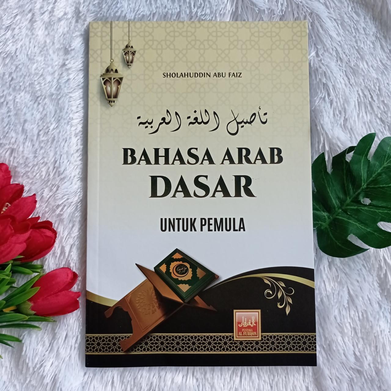 Buku Bahasa Arab Dasar Untuk Pemula