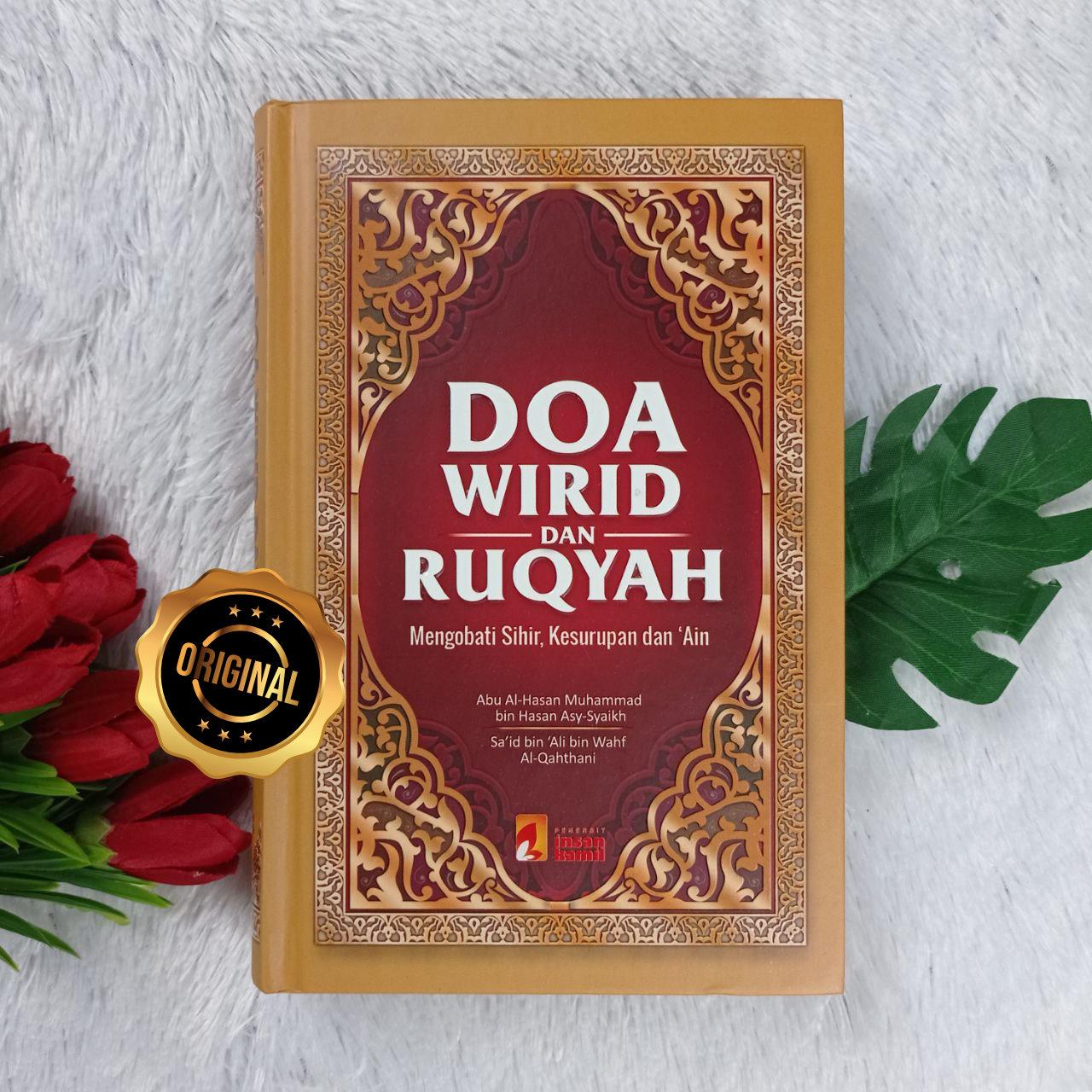Buku Doa Wirid Dan Ruqyah Mengobati Sihir Kesurupan Dan Ain