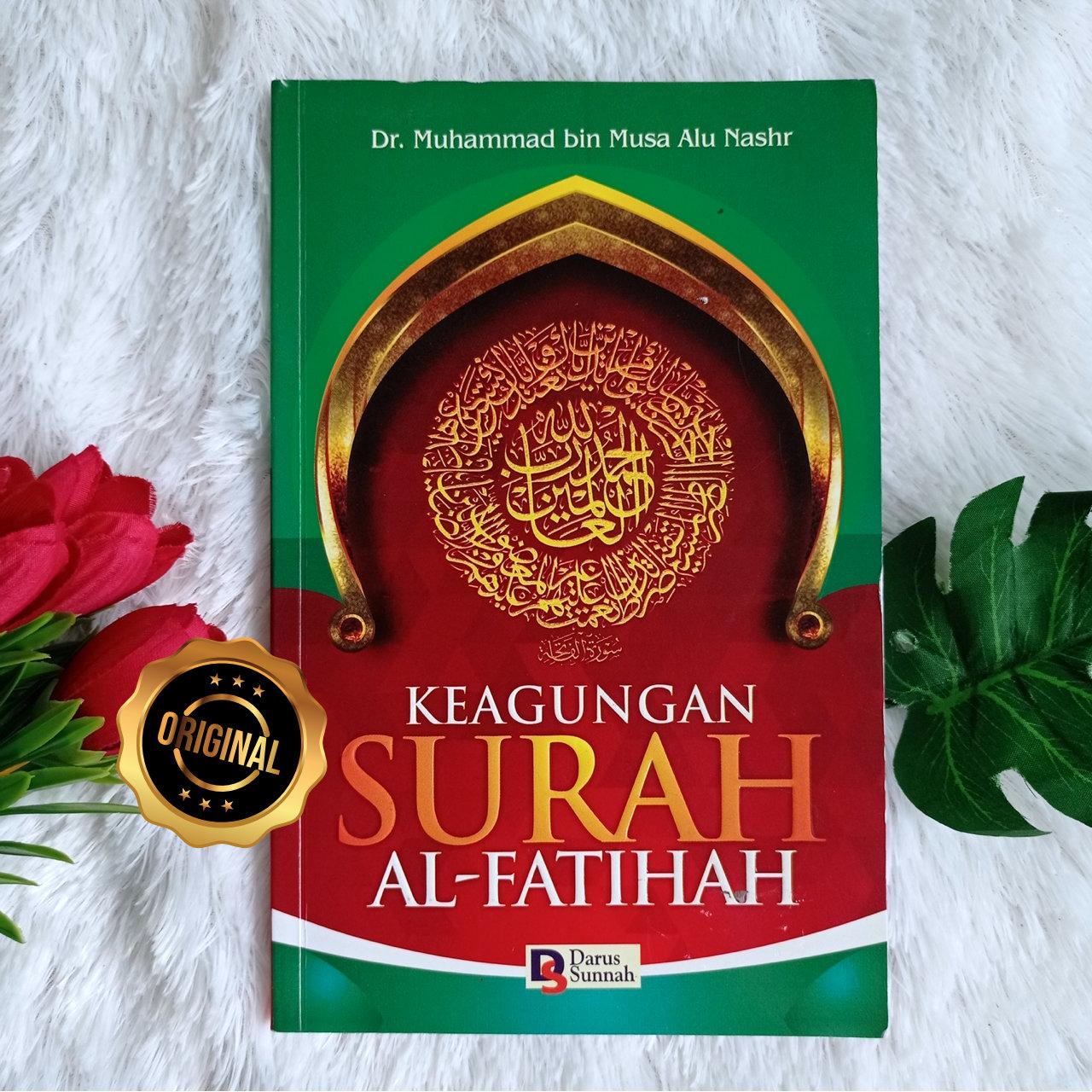 Buku Keagungan Surah Al Fatihah